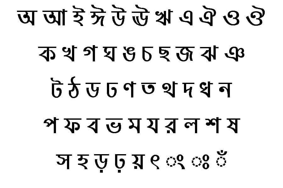 NobogongaMJ font download