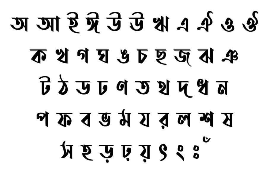 Shorif Shishir Unicode font download